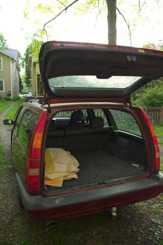Car empty