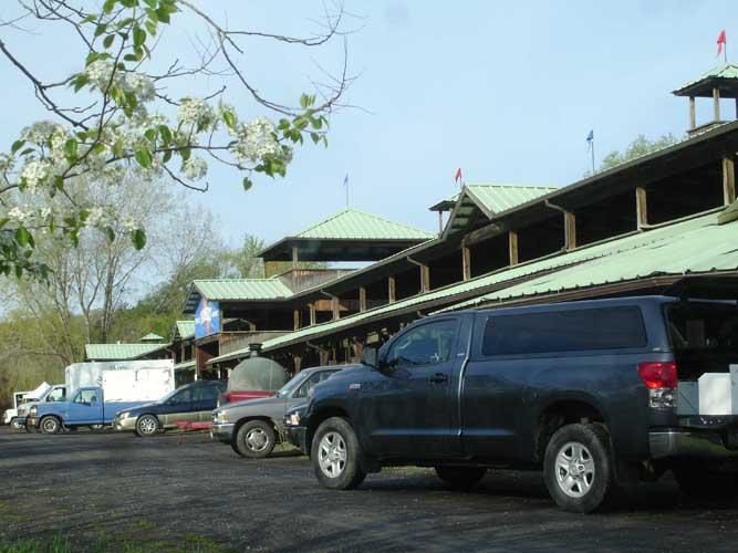 Famers market pavilion