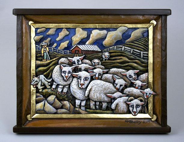 Sheepherding for blog