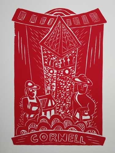 Cornell Print