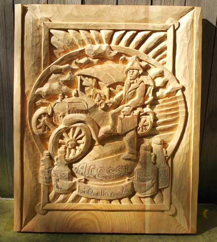 Alessi carving 1