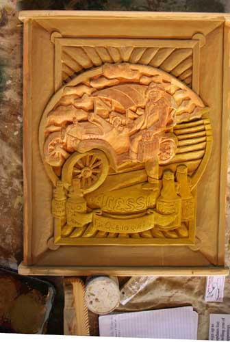 Alessi carving 2