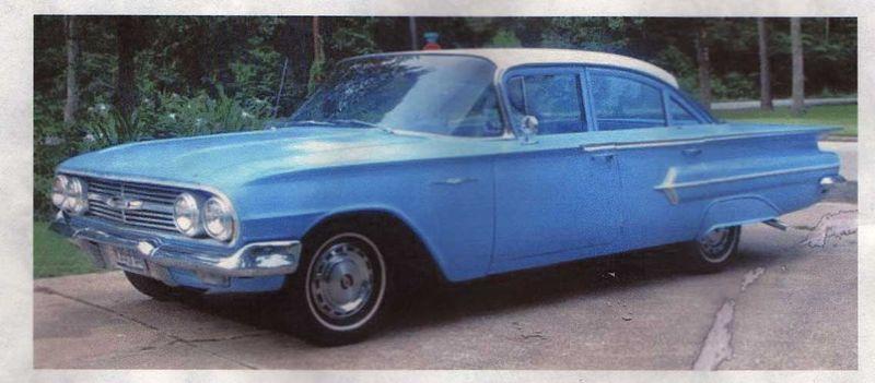 Reines, the car 1B