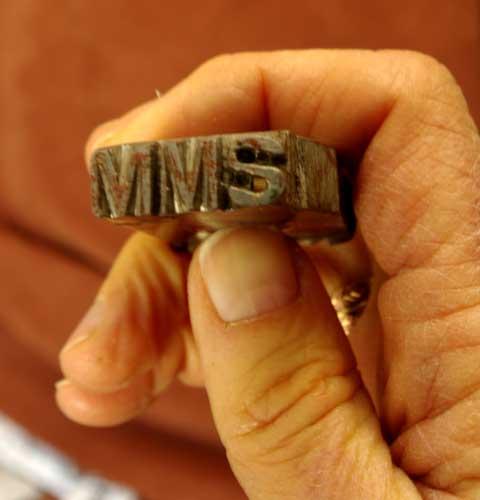 MMS stamp