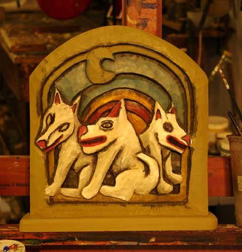 Three dogs 6