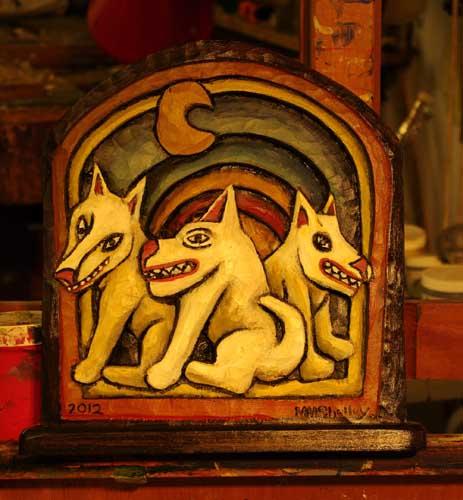 Three dogs 7