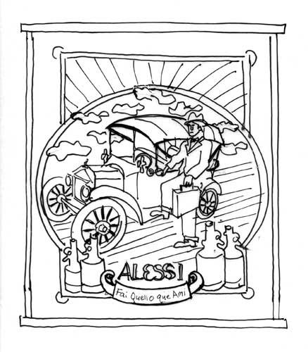 Alessi sketch 2