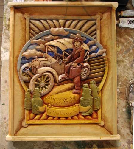 Alessi carving 5