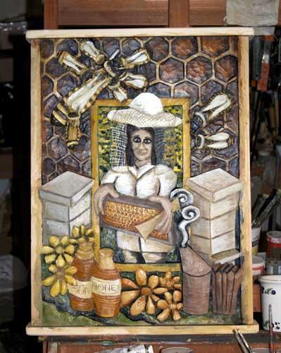 Beekeeping 16