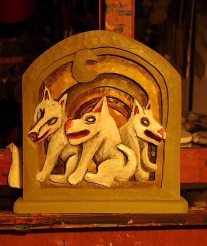 Three dogs 5