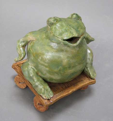 Mary Ann Bowman.frogwagon