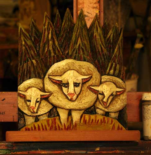 Sheep #10 5