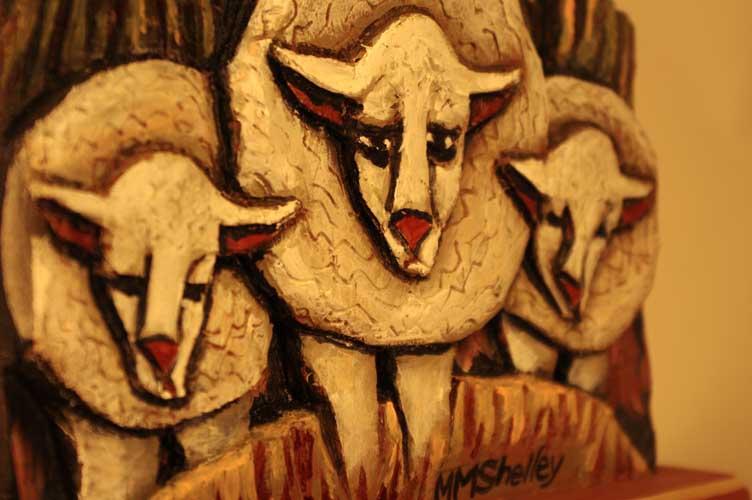 Sheep #10 9