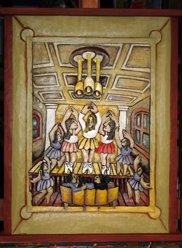 Dancers commission 8