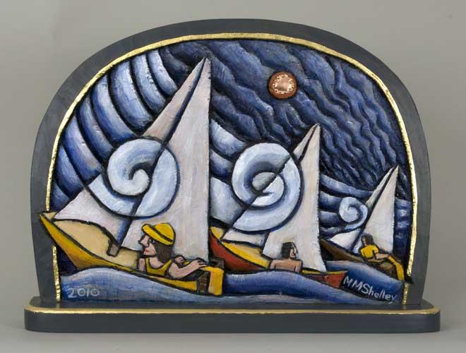 Sailing Icon 17 5