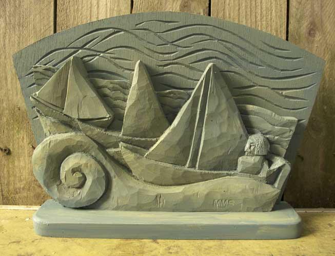 Sailing Icon 18 2