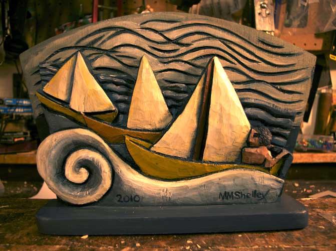 Sailing Icon 18 4