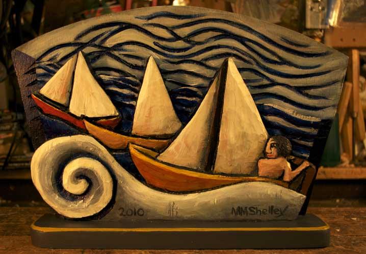 Sailing Icon 18 5