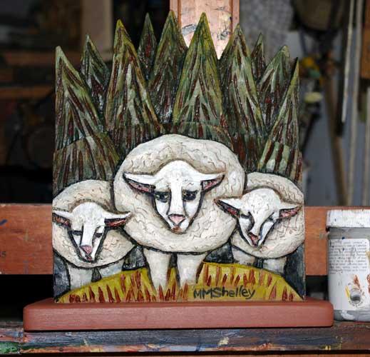 Sheep #10 6