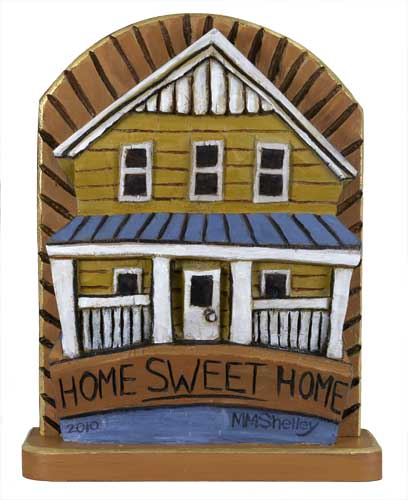 Home Sweet Home tile blog