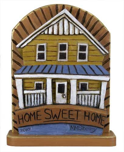 Home Sweet Home tile blog