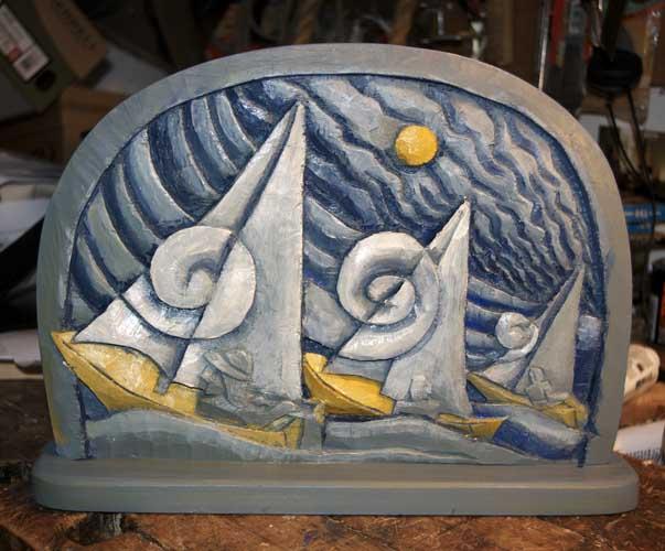 Sailing icon 17 3