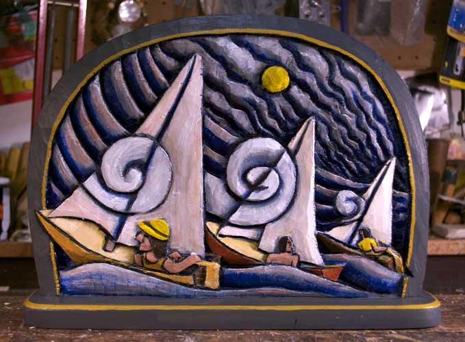 Sailing Icon 17 4