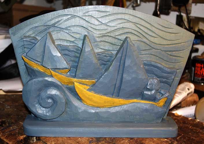 Sailing Icon 18 3