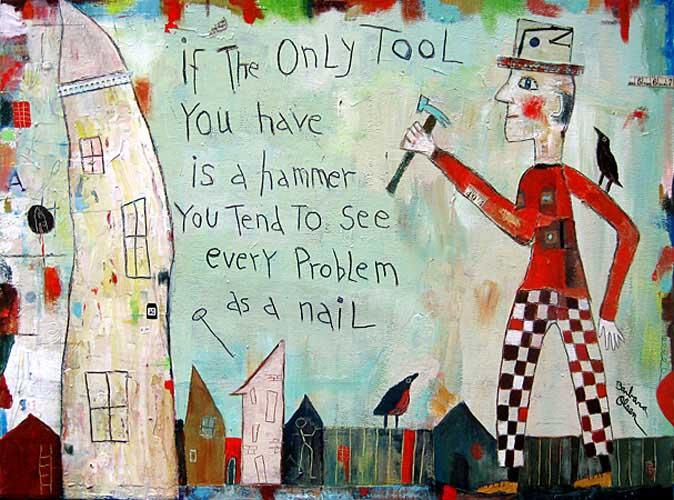 Olsen, Hammer