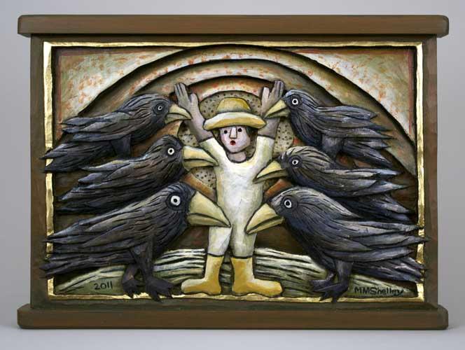 Crows and Circle 8