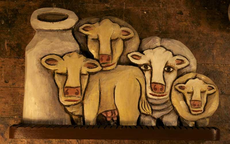 Cow Icon #4 4
