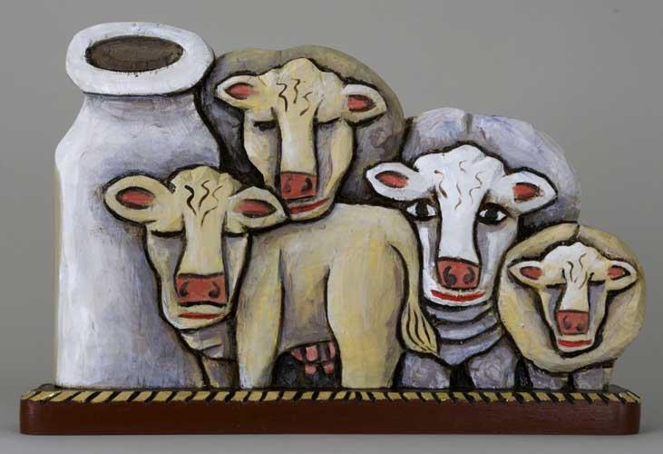Cow Icon #4 5