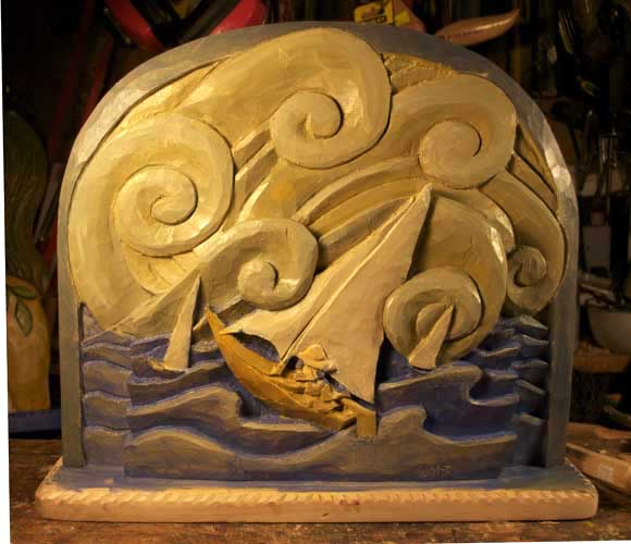 Sailing swirls extravaganza 2