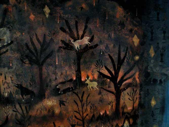 Moonlit WildlifeGeddes and kevin paulsen