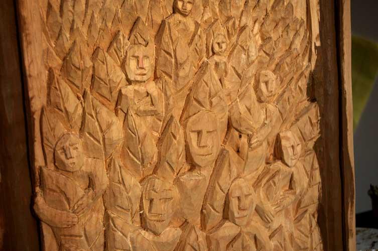 Wood spirits 2