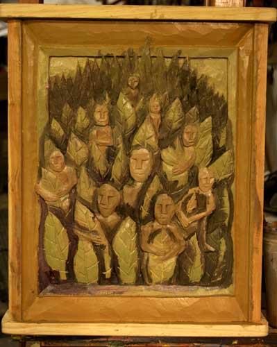 Wood spirits 5
