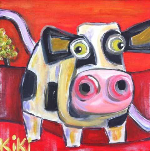 Kiki Empty Cow