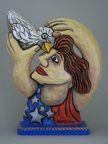 Libery Icon one