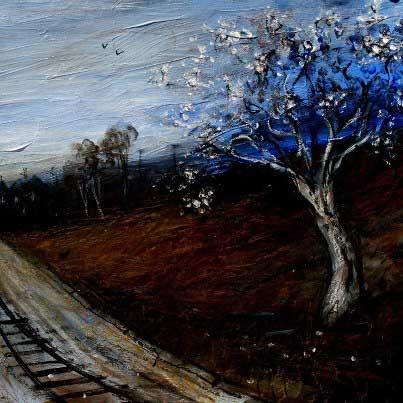 Glenn Brady By the Trainline