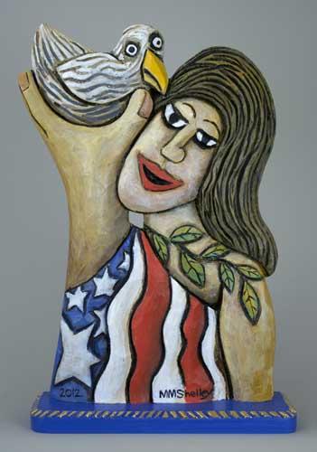 Liberty Icon Two