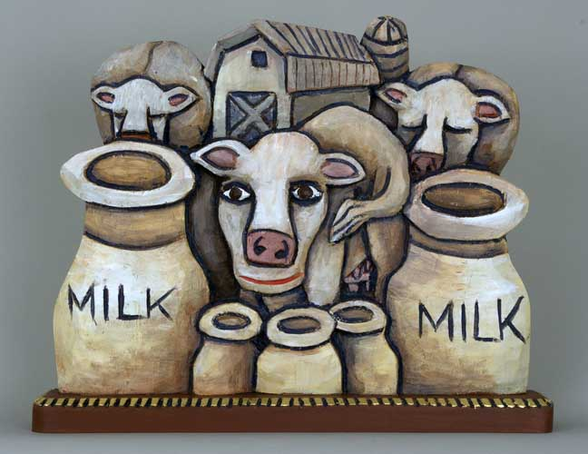 Cow Icon 5 4