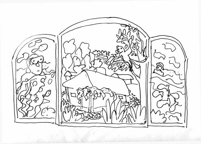Sketch Reines Belize 2 copy