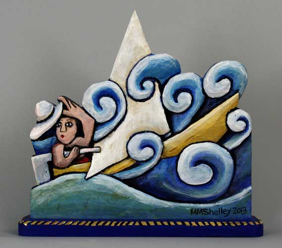 Sailing Icon 24