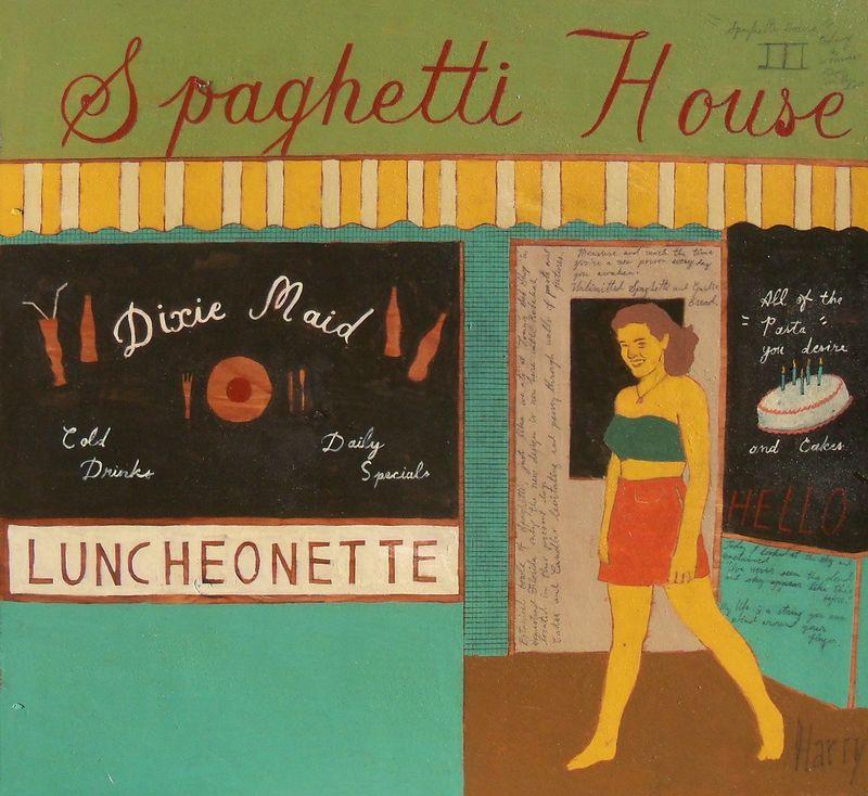 Harry Underwoodspaghetti-house-with-cakes-22x24-2013-harry-underwood