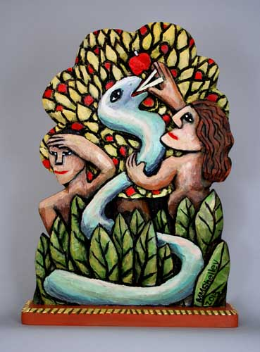 Adam and Eve #12 Tonya Cribb copy