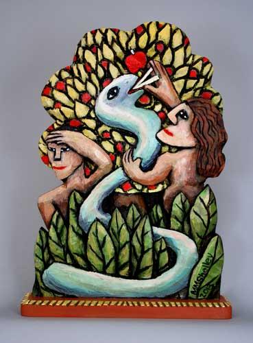 Adam and Eve #12 Tonya Cribb copy