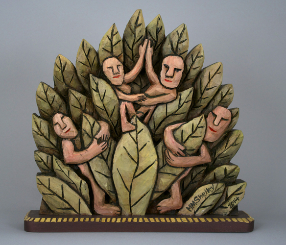 Wood Nymphs Icon #7