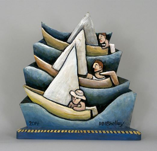 Sailing Race 26 sails plsin