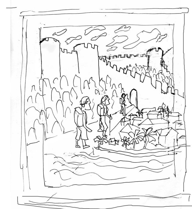 Reines croatia sketch copy