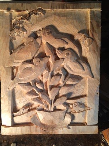 Bird Tree 3